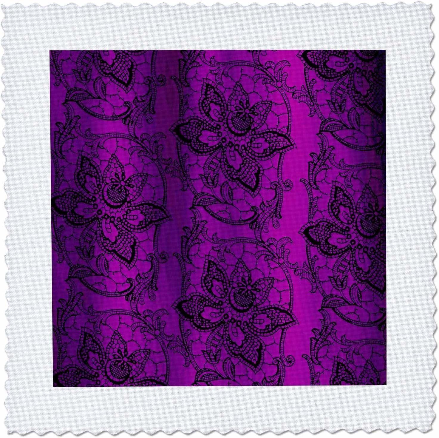 DecoKing 15247 170 x 270 cm Color Morado Colcha