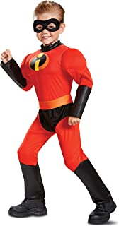 Disney Incredibles 2 Classic Dash Muscle Toddler Costume Size/(2T) Disguise 66869S