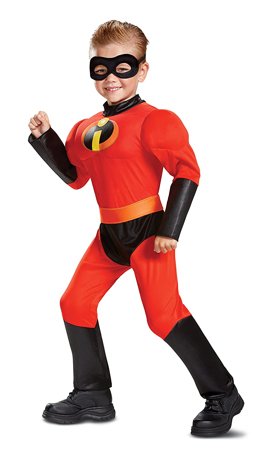 Disguise Incredibles 2 Classic Dash Muscle Toddler Costume