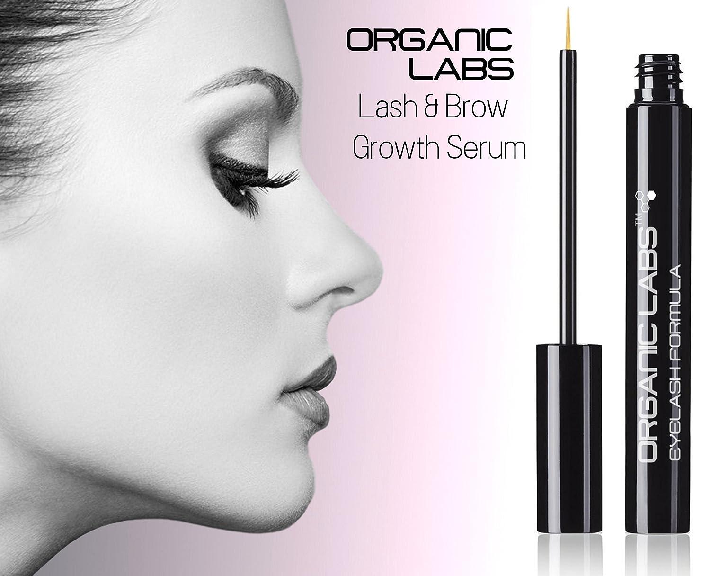 Amazon Eyelash Eyebrow Growth Serum From Organic Labs Best