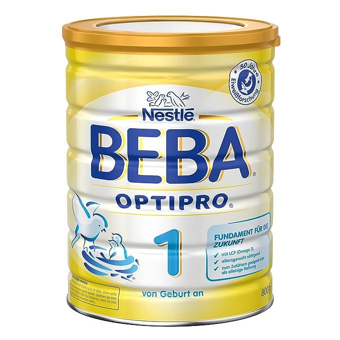 Beba Pro 1 principio Leche - de 0 a, 800 g: Amazon.es: Salud y cuidado personal