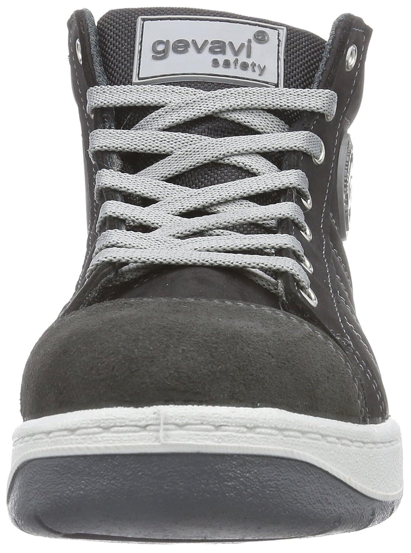 Gevavi GS68 Tiger S3 WERKS. HG - Zapatos De Seguridad de Piel Unisex Adulto: Amazon.es: Zapatos y complementos