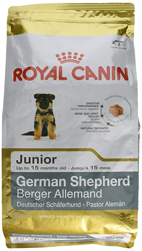 Royal Canin C-08927 S.N. Pastor Junior - 3 Kg