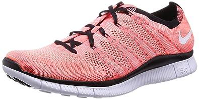 c935b9717d8f Nike Men s Free Flyknit NSW Running Shoe (9.5 D(M) US