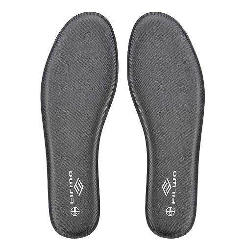 best cheap 06ab7 6f193 FILWO Solette in memory foam, solette interne per calzature sportive,  scarpe da ginnastica Sneakers, stivali da lavoro, scarpe da passeggio,  solette ...