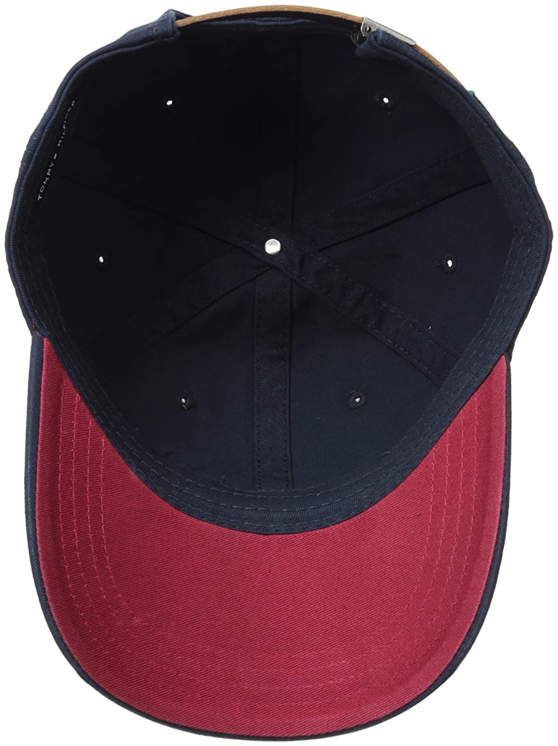 04fab9be642a54 Tommy Hilfiger Men's Logo Dad Baseball Cap, Charcoal, O/S: Amazon.ca:  Clothing & Accessories