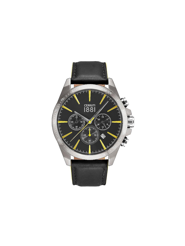 Cerruti 1881 Herren-Armbanduhr CRA126SU02BK