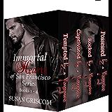 Immortal Hearts of San Francisco: Box set, Books 1 - 4 (Immortal Hearts of San Francisco )