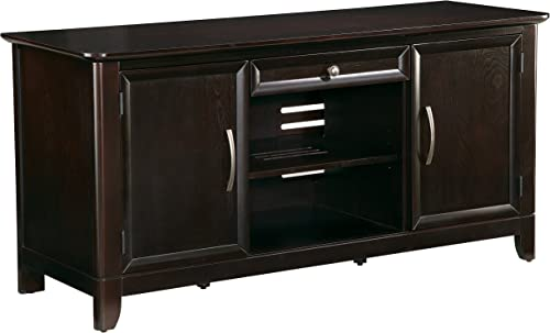 OSP Home Furnishings 54-Inch Claremont TV Stand