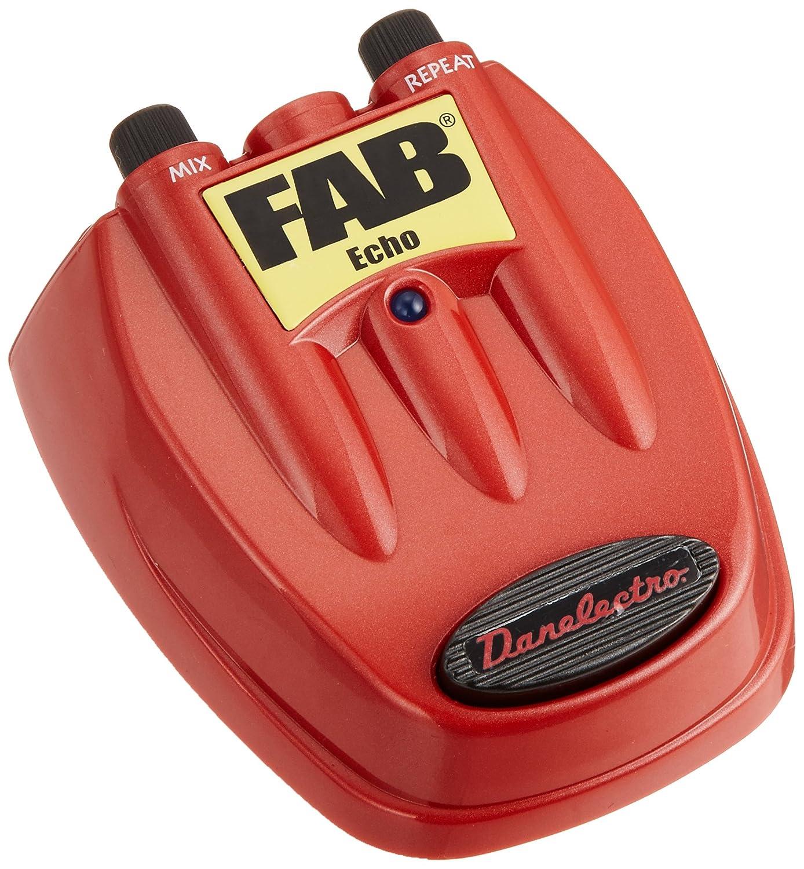 Danelectro D-4 Fab Slap Echo Bodeneffektgerät D4