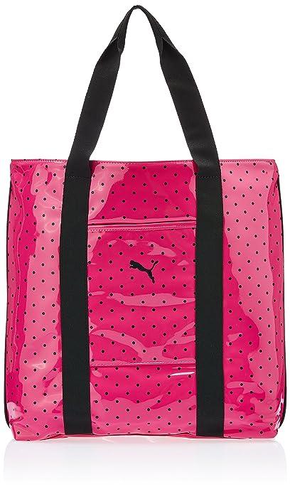 5833e5cc3b94 Puma Women s Spirit Shopper Handbag (Beetroot Purple)  Amazon.in  Shoes    Handbags