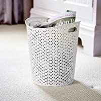 Home Impressions Curver My Style Corbeille à Papier Blanc 13L
