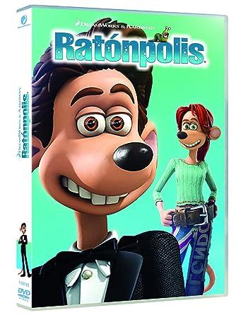 Ratonpolis [DVD]: Amazon.es: Hugh Jackman, Kate Winslet, Ian ...