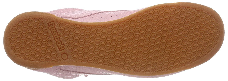 Reebok Damen 000) Freestyle Hi Fitnessschuhe Mehrfarbig (Exotics/Practical Pink/Chalk 000) Damen dfb34b