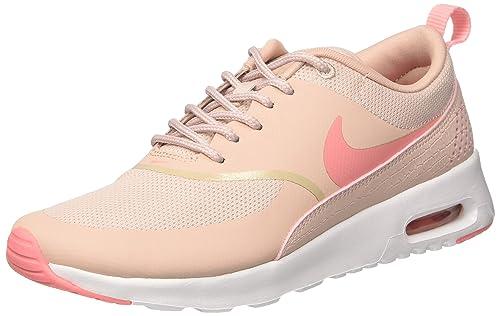 on sale 8c080 7567f Nike Air Max Thea, Scarpe da Ginnastica Donna, Rosa (Pink Oxford  Bright