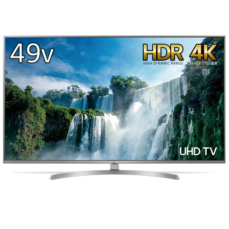 LGエレクトロニクス 液晶 テレビ 4K HDR対応 49UK7500PJA