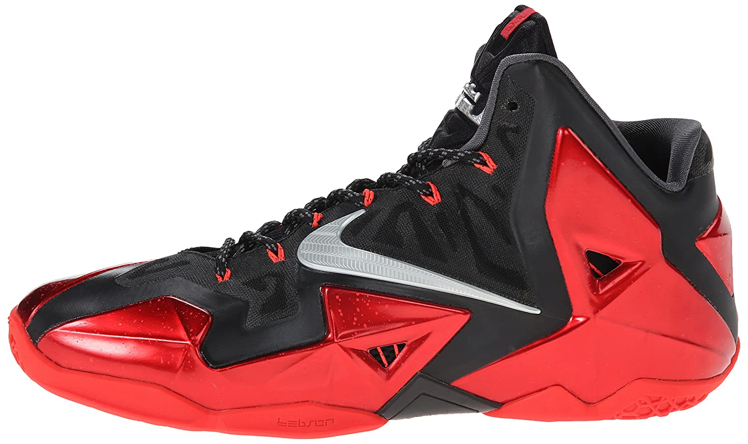 buy popular 242ab 1db4c Amazon.com   Nike Lebron XI (King s Pride)   Basketball