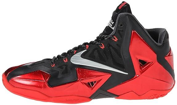 buy popular 02459 6e694 Amazon.com   Nike Lebron XI (King s Pride)   Basketball
