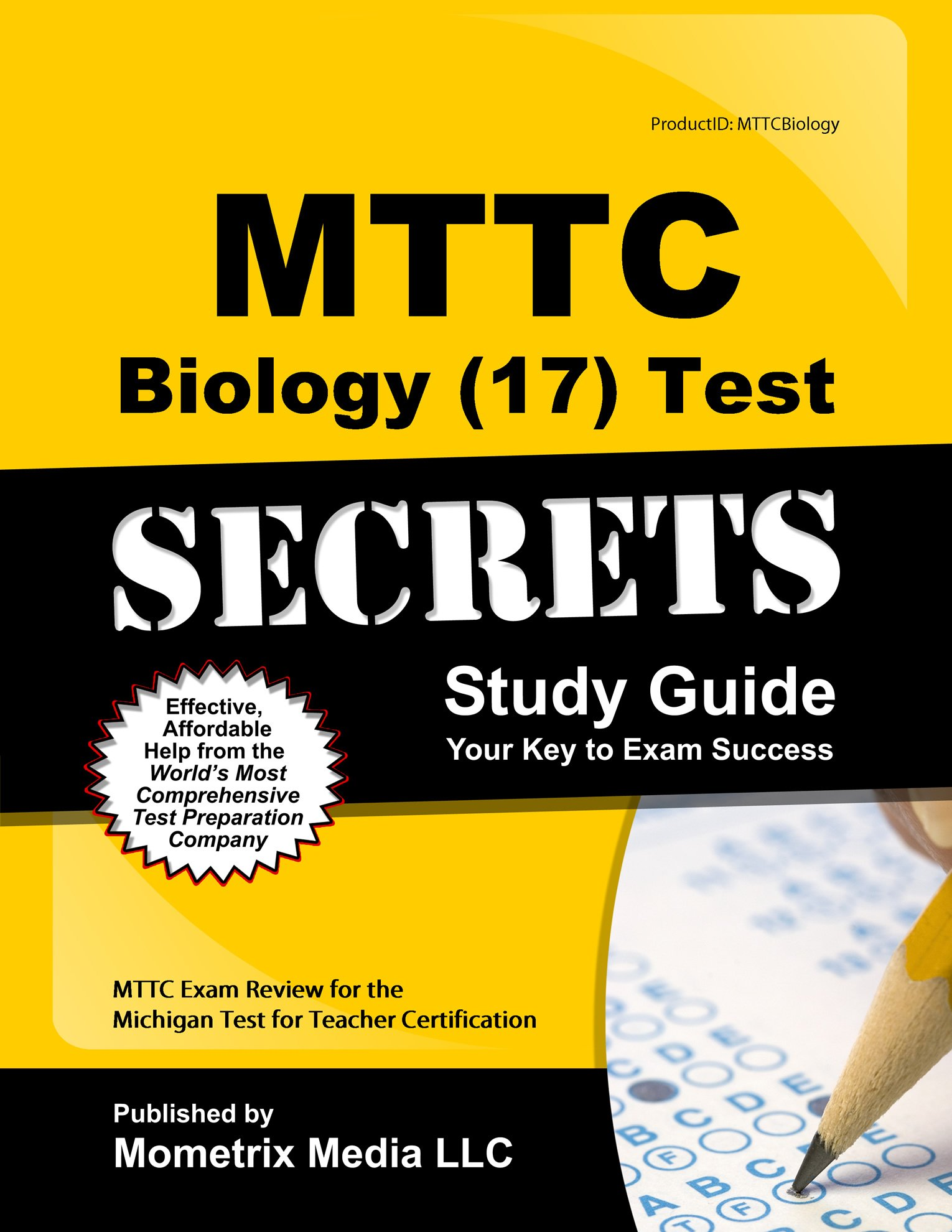 mttc biology 17 test secrets study guide mttc exam review for the rh amazon com Biology Final Exam Review General Biology Practice Test