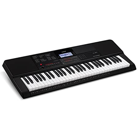 Amazon.com: Casio CT-X700 PPK Premium Keyboard Pack with Power Supply, Stand, and Headphones: Musical Instruments
