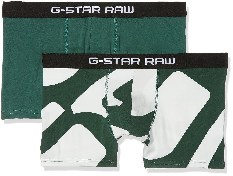 G-Star Raw Tach Trunk Ao 2 Pack Bañador para Hombre