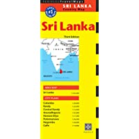 Periplus Travel Maps Country Map Sri Lanka