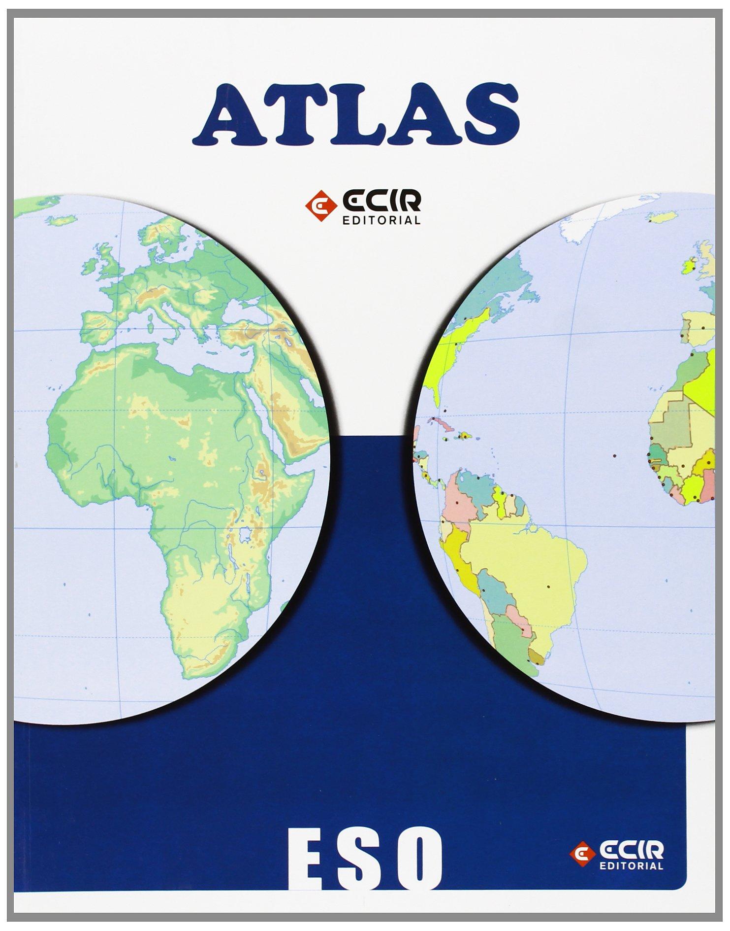 ATLAS GEOGRAFIA ESO-PROYECTO NOVA - 9788498265804: Amazon.es: Editorial ., Ecir: Libros