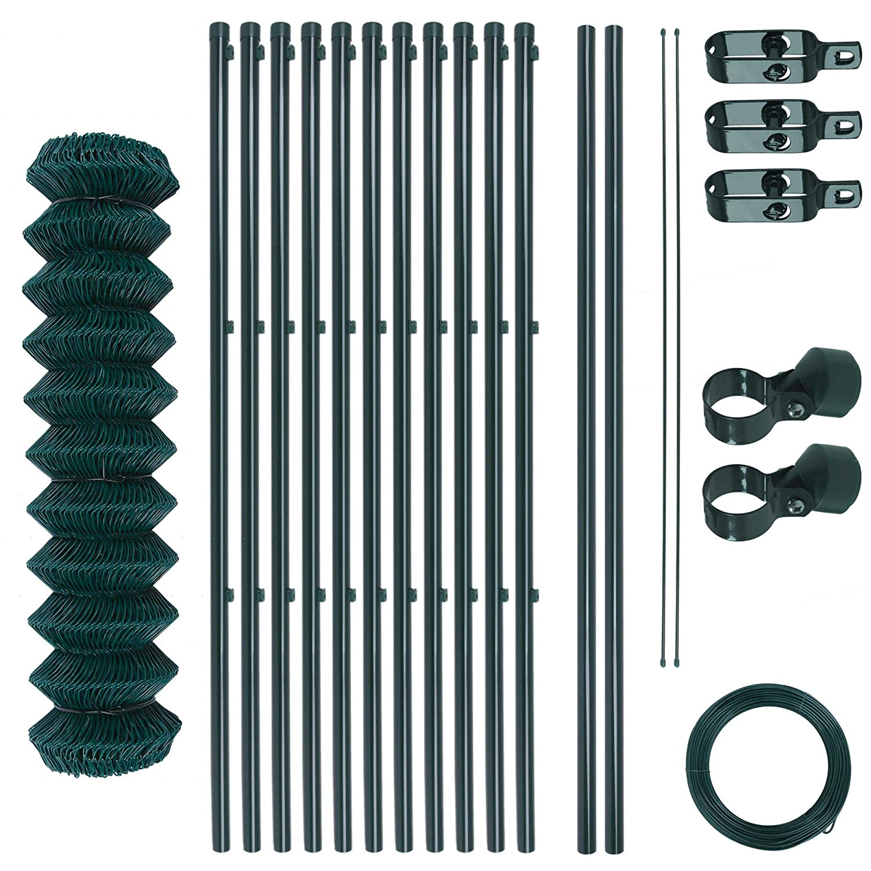 GAH Alberts Drahtspanner 100 mm grün Garten Draht mühelos Stahl verzinkt