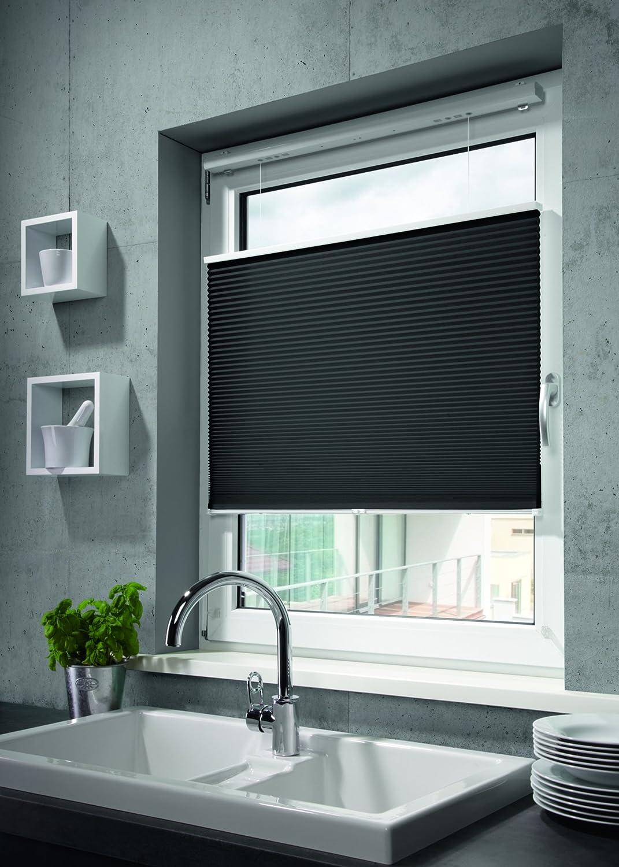 plissee ohne schn re abodyissue. Black Bedroom Furniture Sets. Home Design Ideas