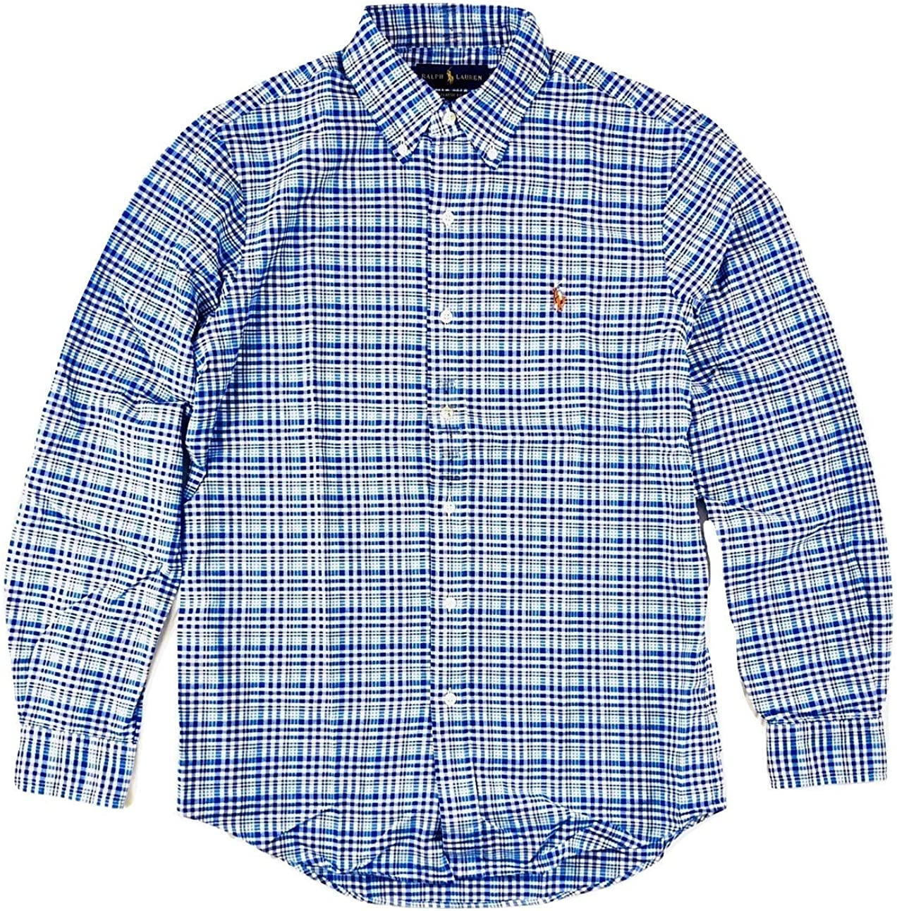 Ralph Lauren Hombre Camisas: Amazon.es: Ropa y accesorios