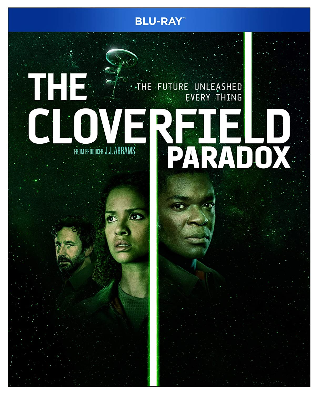 Amazon com: The Cloverfield Paradox [Blu-ray]: Gugu Mbatha