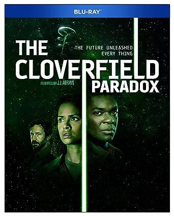 Amazon Com The Cloverfield Paradox Blu Ray Gugu Mbatha Raw
