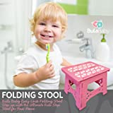 Bula Baby Folding Step Stool for Kids - New Safe