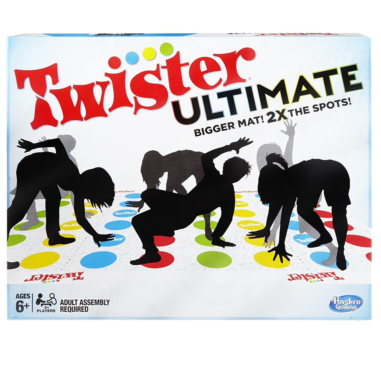 Amazon Com Twister Ultimate Game Amazon Exclusive Toys Games