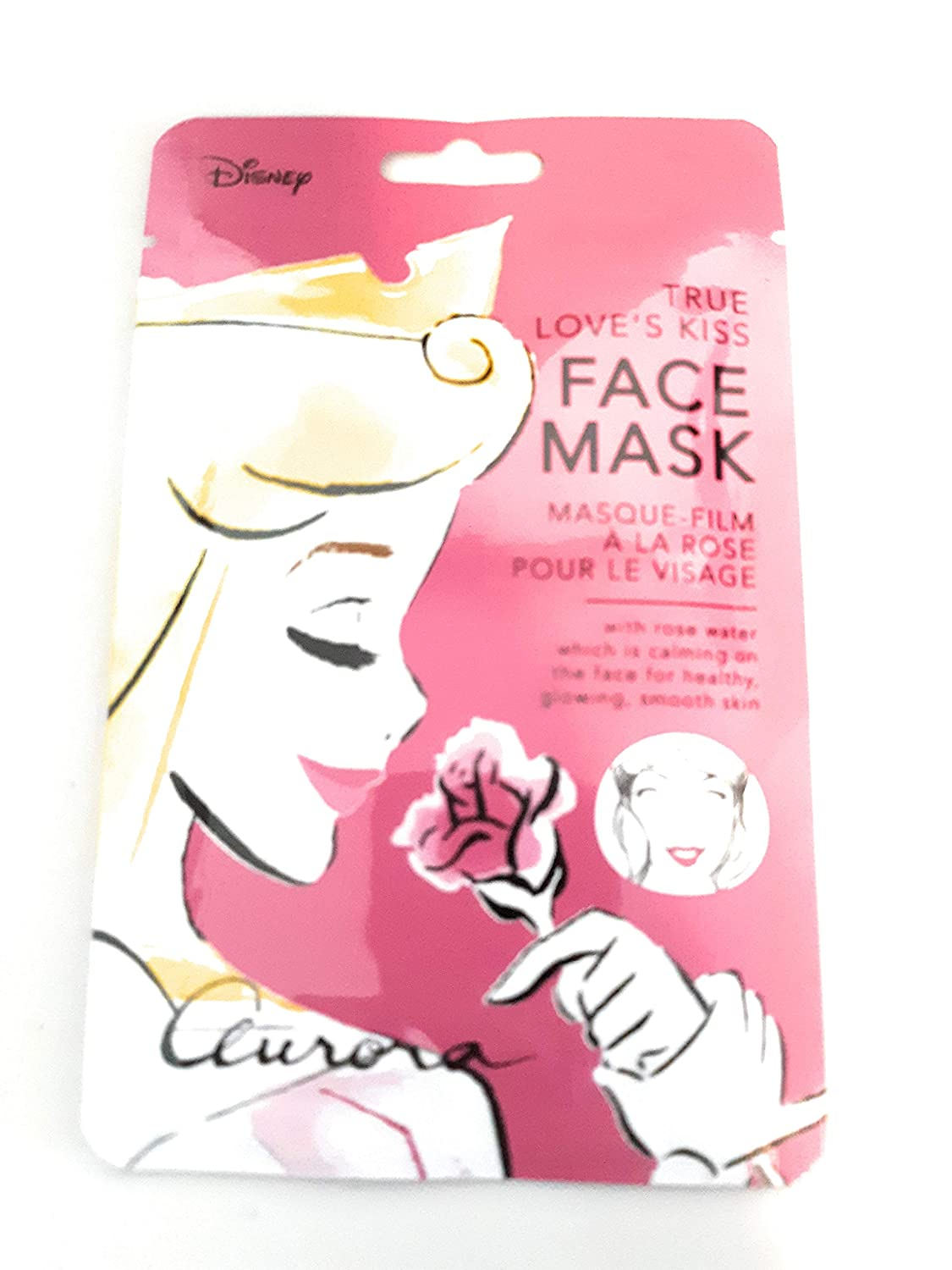 Disney Aurora True Love's Kiss Face Mask