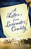 A Letter from Lancaster County (Lancaster Discoveries)