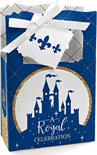 product image for Royal Prince Charming - Baby Shower or Birthday Party Favor Boxes - Set of 12