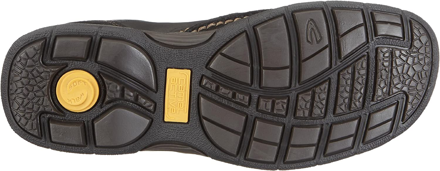 camel active Cheeky Mens Lace-Up Flats