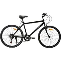 "Mach City iBike 21 speed 26"" (Matt Black)"