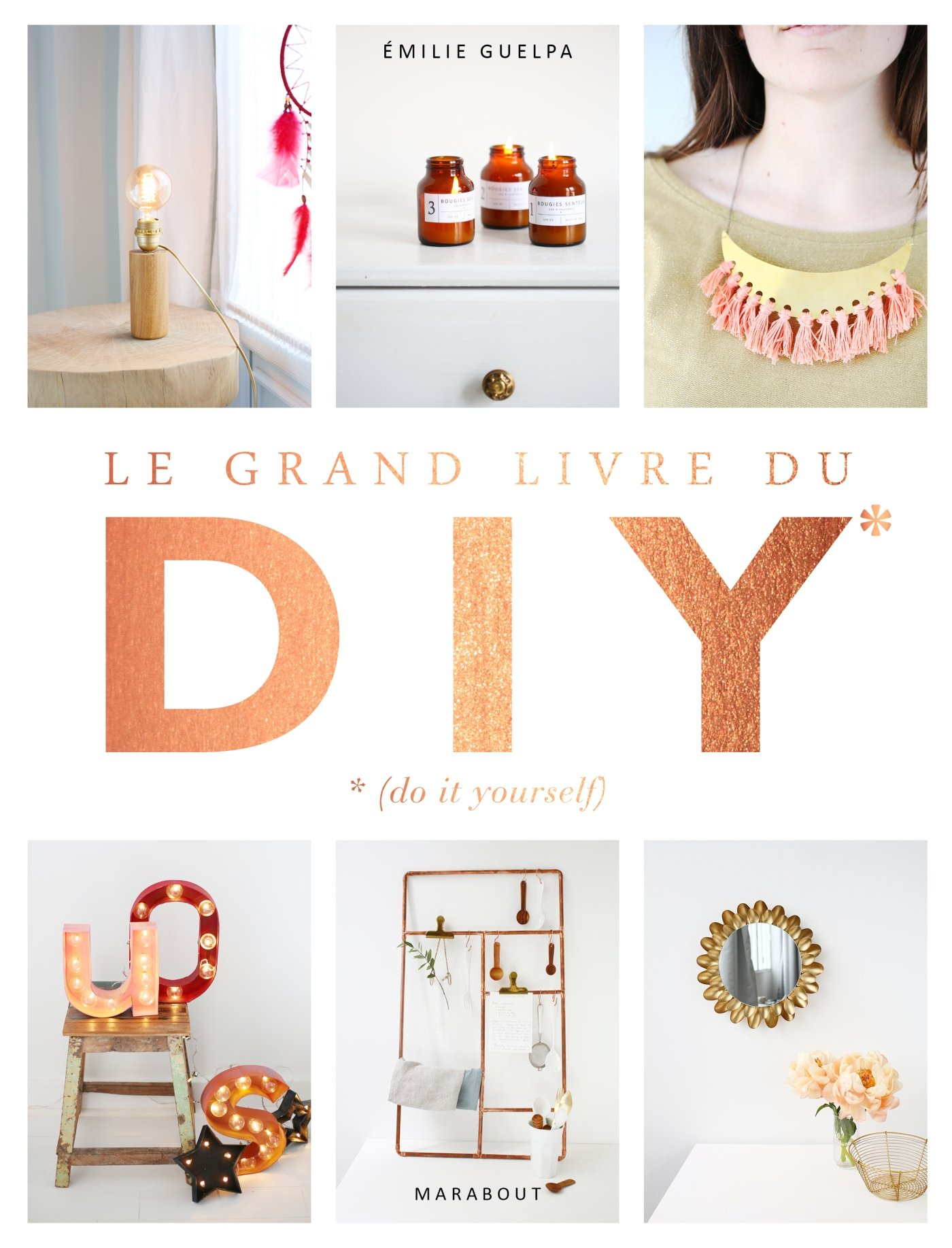 Amazon Fr Le Grand Livre Des Diy Do It Yourself La