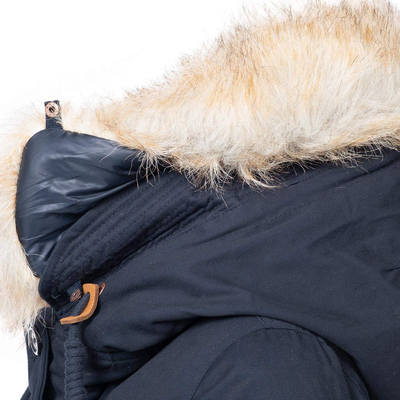 Navahoo Damen Wintermantel Winterparka Kin-Joo 6 Farben XS-XXL