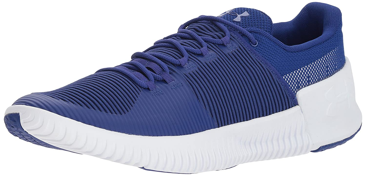 Under Armour Men's Ultimate Speed Sneaker B074ZCNXDS 12.5 M US|Blue