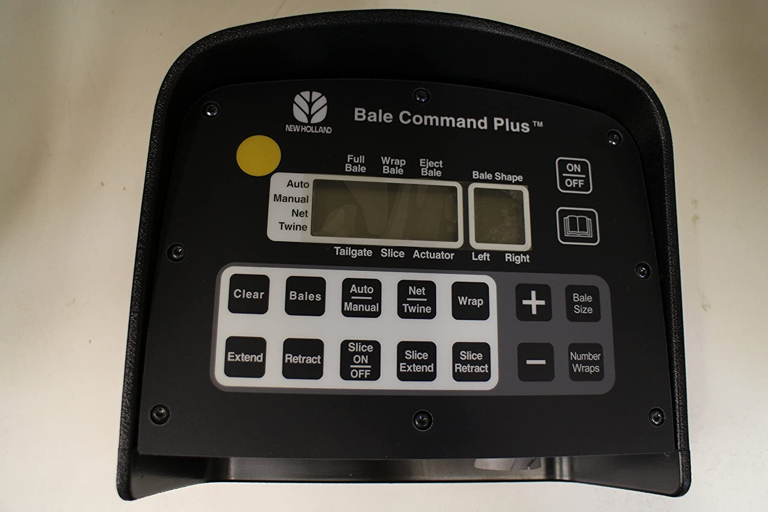 Bale Command Plus Wiring Harness 32 Diagram Images New Holland Sl1500 Amazon Com Electric Monitor For 600 And Br Series