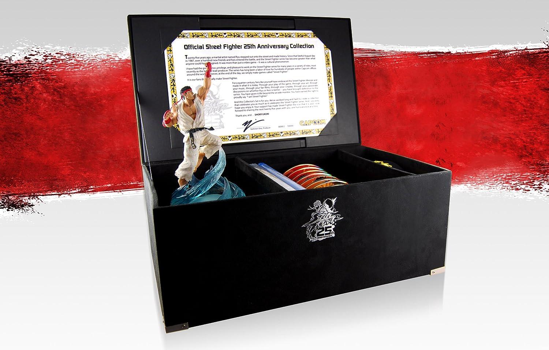 Street Fighter: 25th Anniversary - Edición Coleccionista (Importado): Amazon.es: Videojuegos