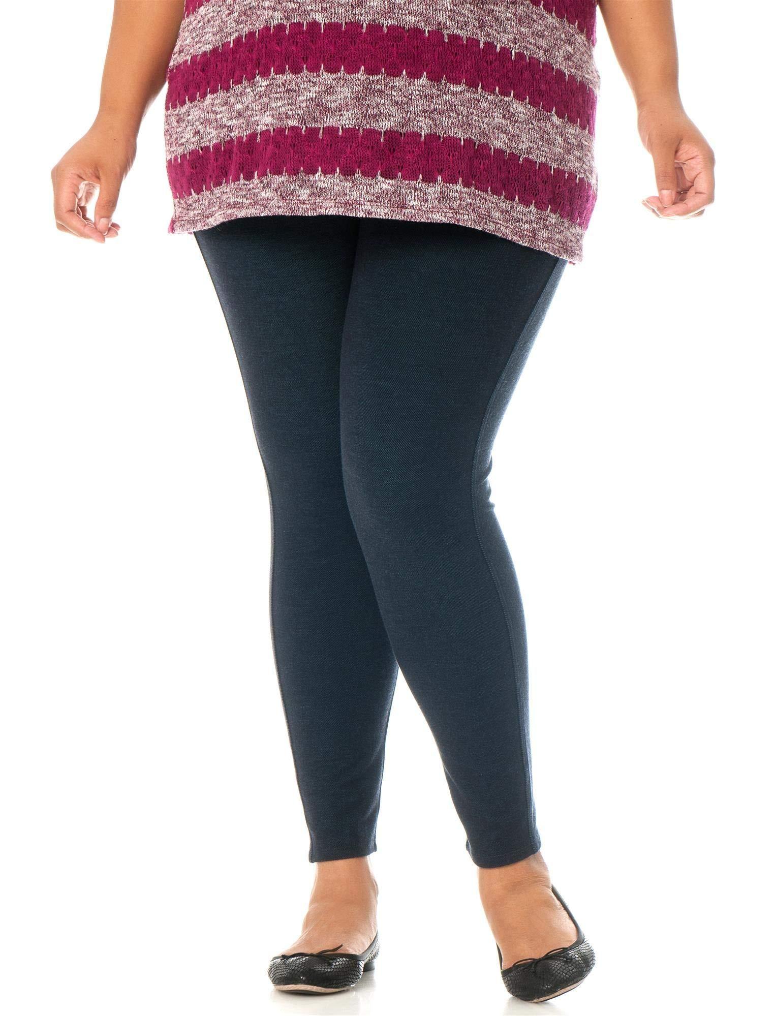 Motherhood Plus Size Petite Secret Fit Belly Boot Cut Maternity Jeans