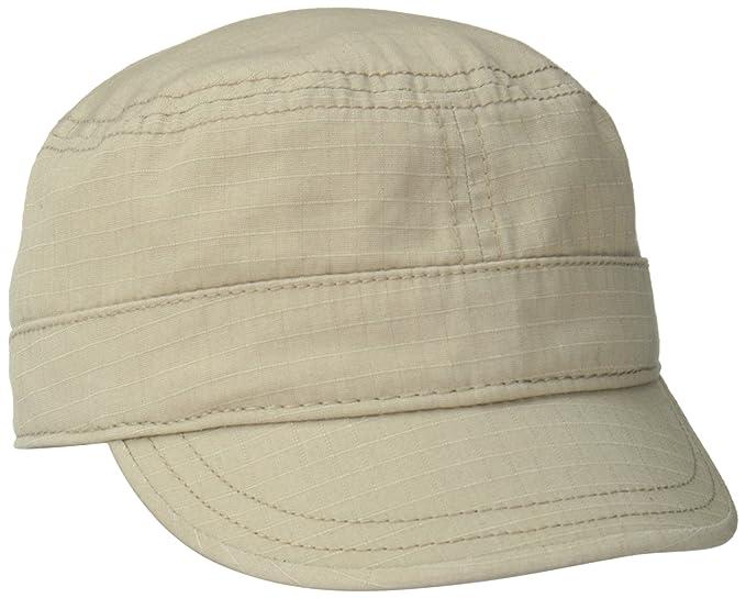 Goorin Bros. Men s Private Cadet Khaki  Amazon.ca  Clothing ... 91f879d0c9b