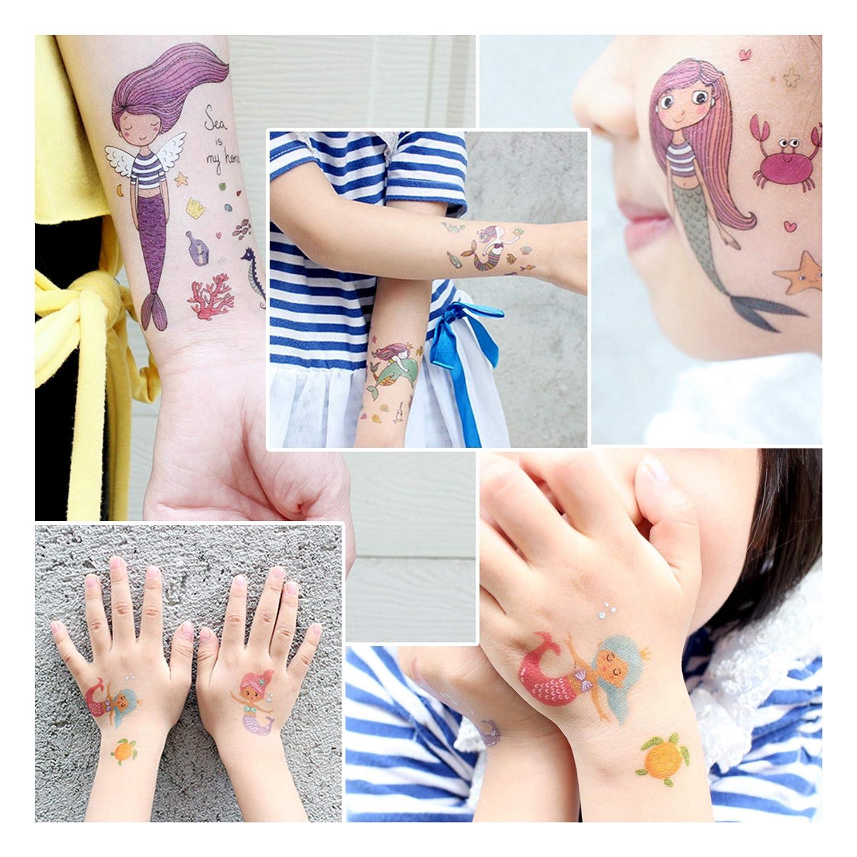 Maple Uk 20 Hojas De Dinosaurio Tatuajes Temporales Para Niñ Os