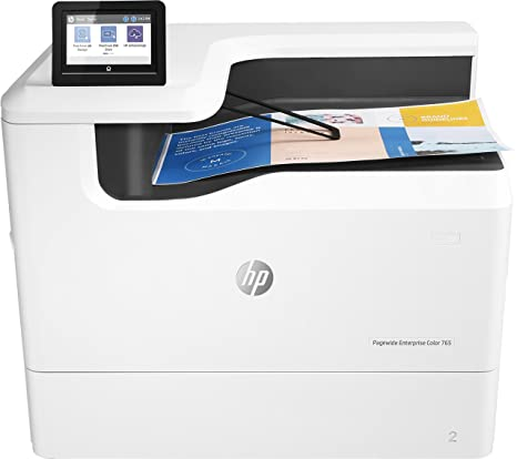HP Impresora PageWide Enterprise a Color 765dn - Impresora ...