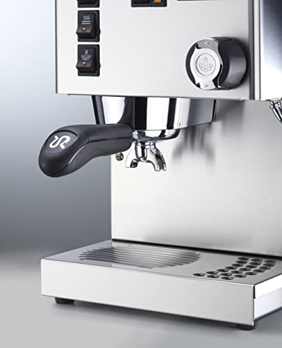 Einkreiser-Espresso Siebträgermaschine Rancilio Silvia