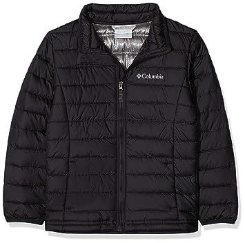 72d71e0bac8 Columbia Powder Lite Boys Insulated Jacket  Amazon.co.uk  Sports ...